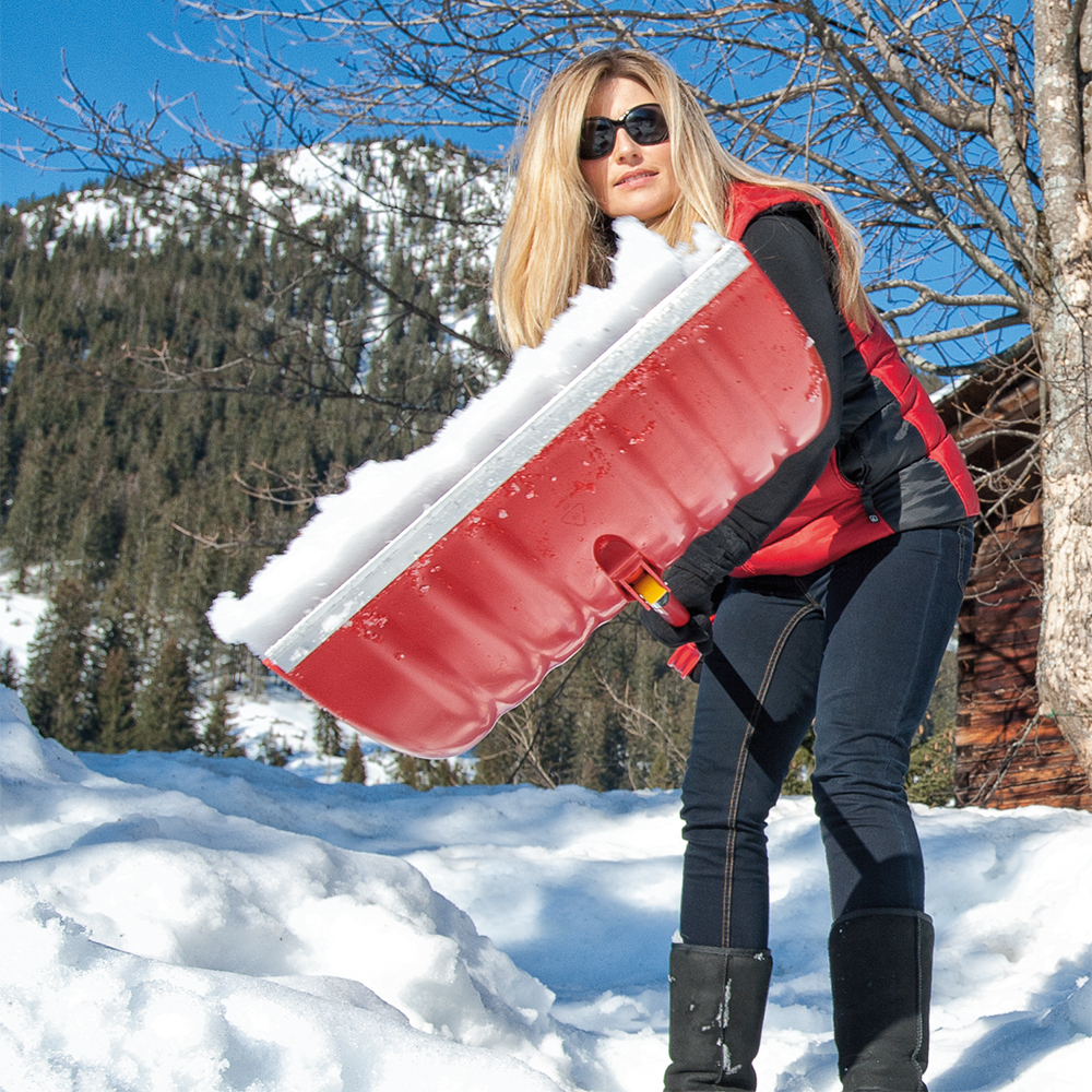 pelle neige hiver interchangeable multi star outils wolf