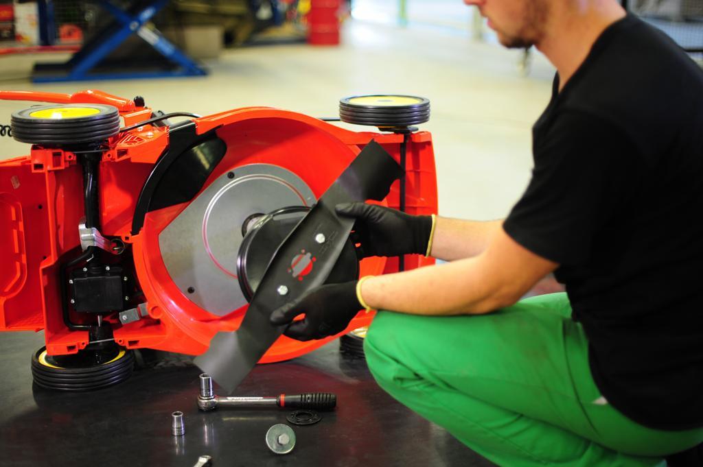 outils wolf rm46ab tondeuse à batterie