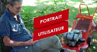 outils wolf portrait utilisateur