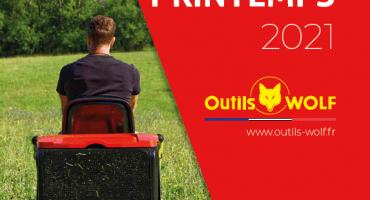 Offres Printemps Outils WOLF - prix réduits et offre de reprise