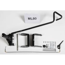 Interface pour émousseur et lame à neige - réf.ML80
