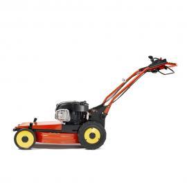 jardin outils wolf faucheuse debroussailleuse conducteur marchant f51b transmission lame debrayable capacite de tonte de 2800 m²