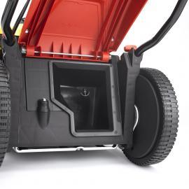 jardin outils wolf tondeuse thermique conducteur marchant performances de ramassage tres elevees turbine sous carter flux air